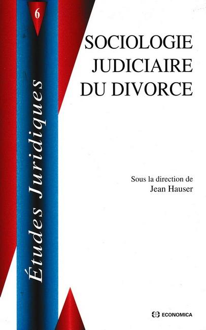 Sociologie judiciaire du divorce